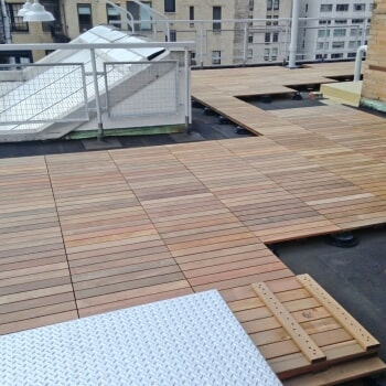 Decks and stairs by Sota Floors in New York, NY