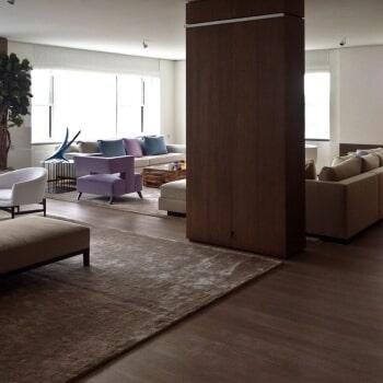Grey floors from Sota Floors in New York, NY