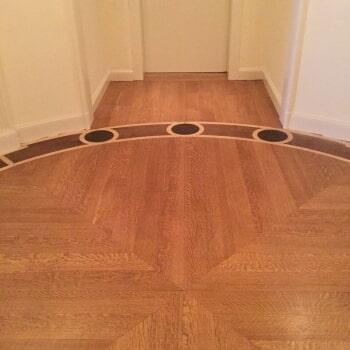 Parquet flooring 2