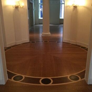 Parquet flooring 5