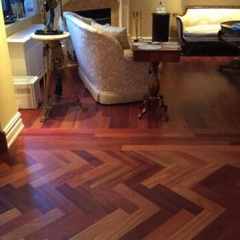 Parquet flooring 7