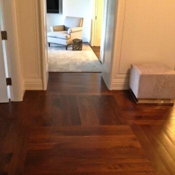 Parquet flooring 14