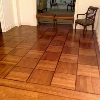 Parquet flooring 13