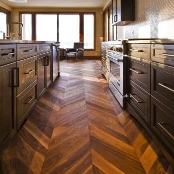 Reclaimed flooring 11