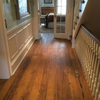 Reclaimed flooring 14