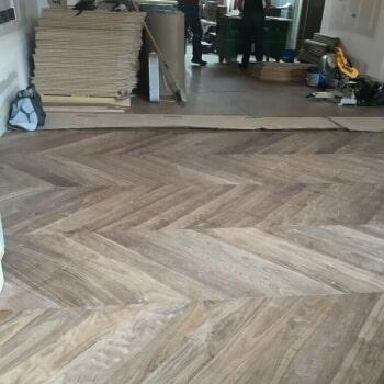 Flooring refinishing by Sota Floors in New York, NY