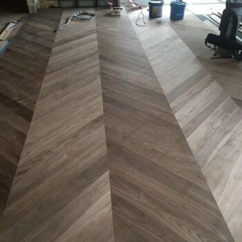 Flooring installation by Sota Floors in New York, NY