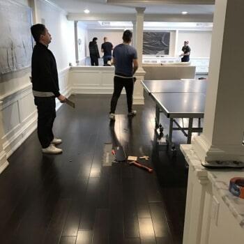 Hardwood flooring by Sota Floors in New York, NY