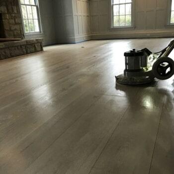 Flooring work 4