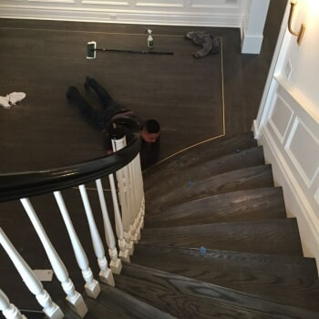 Flooring work 12