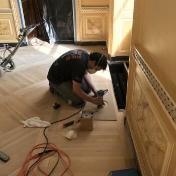 flooring work 14
