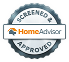 Reliable Floor Coverings is screened and approved by HomeAdvisor