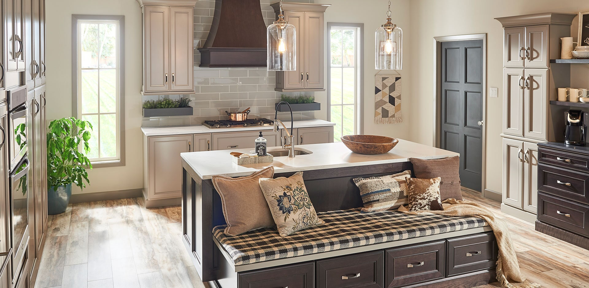 calacatta venice kitchen design