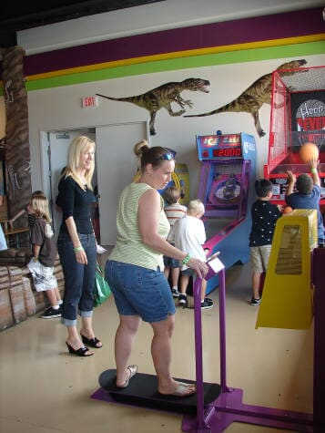 Adventure Zone, The Dinosaur Store, Cocoa Beach, Florida