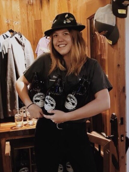 Meet Front of House Manager, Sara Franz, Whiteside Brewing Company, Cashiers, North Carolina