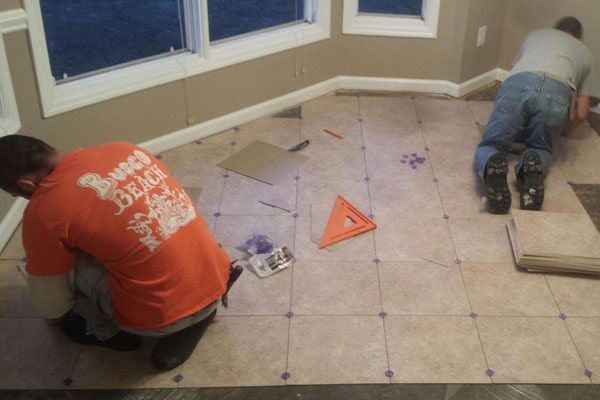 Home remodeling from Cape Fear Flooring & Restoration
