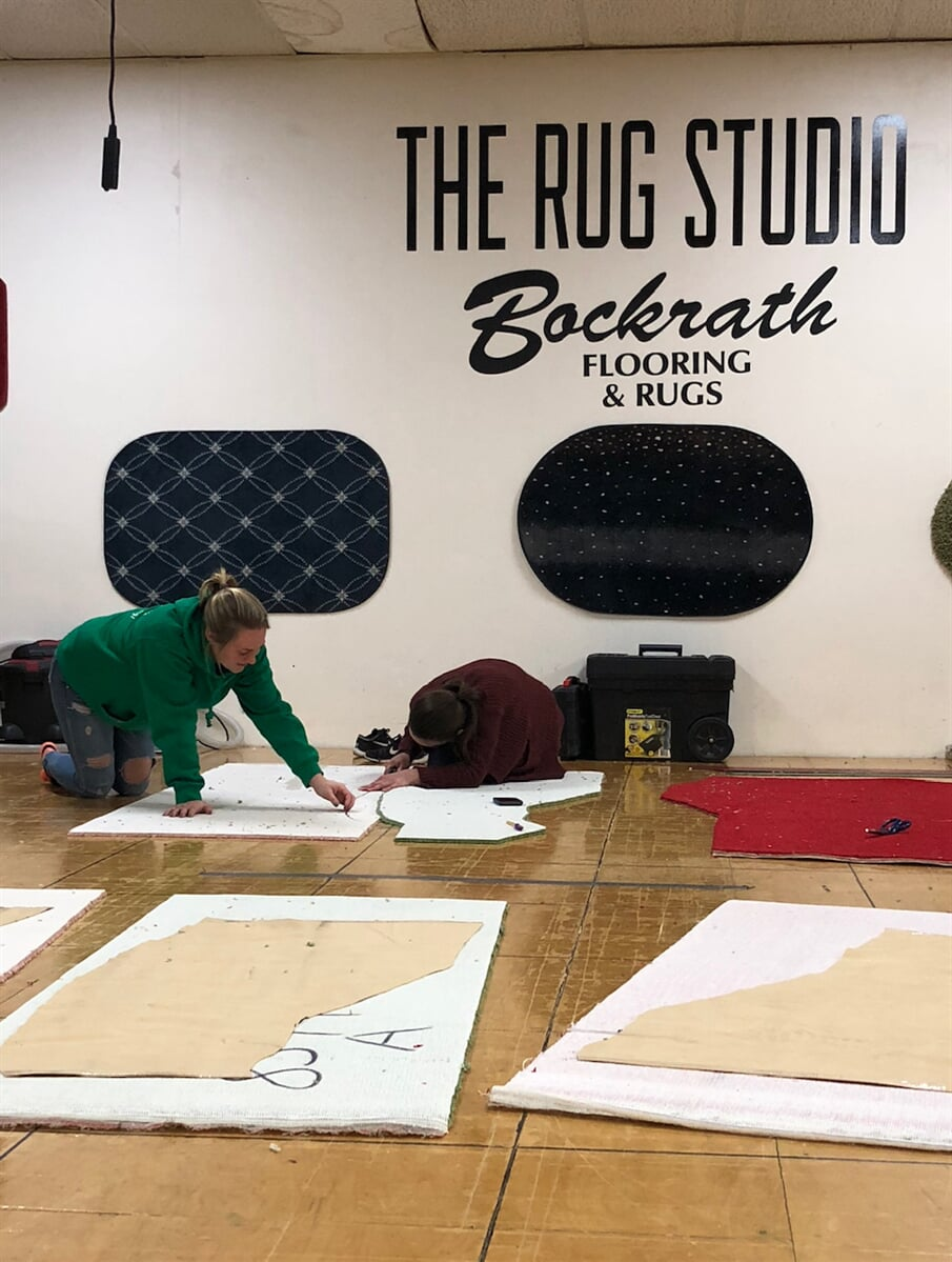 Bockrath Flooring & Rugs We Care Arts Gallery 2019 - 12