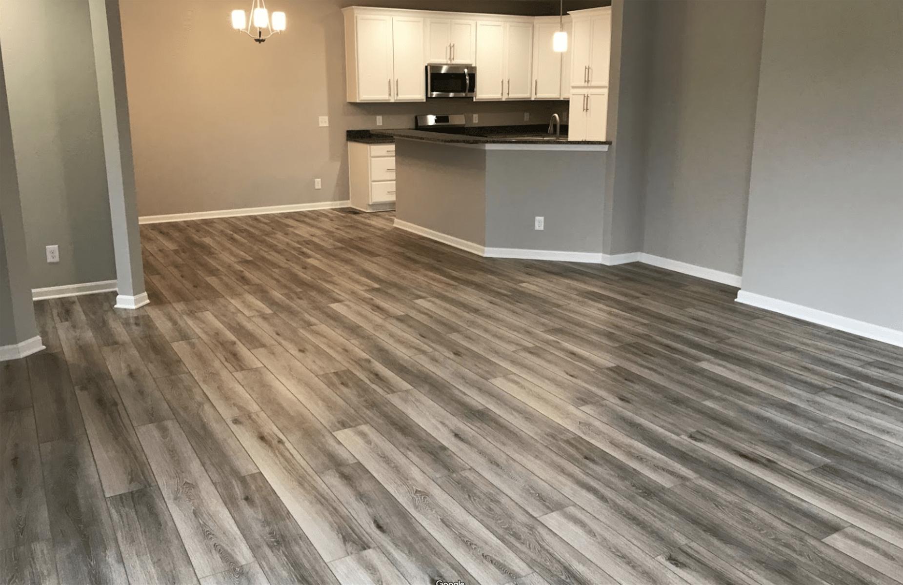 Hardwood flooring from Floorz in Copley, OH