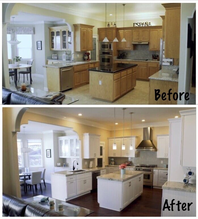 Custom remodeled floors and room in Folsom & Grani (22)