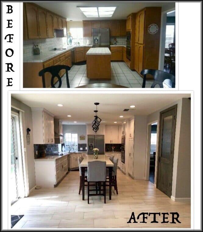 Custom remodeled floors and room in Folsom & Grani (11)