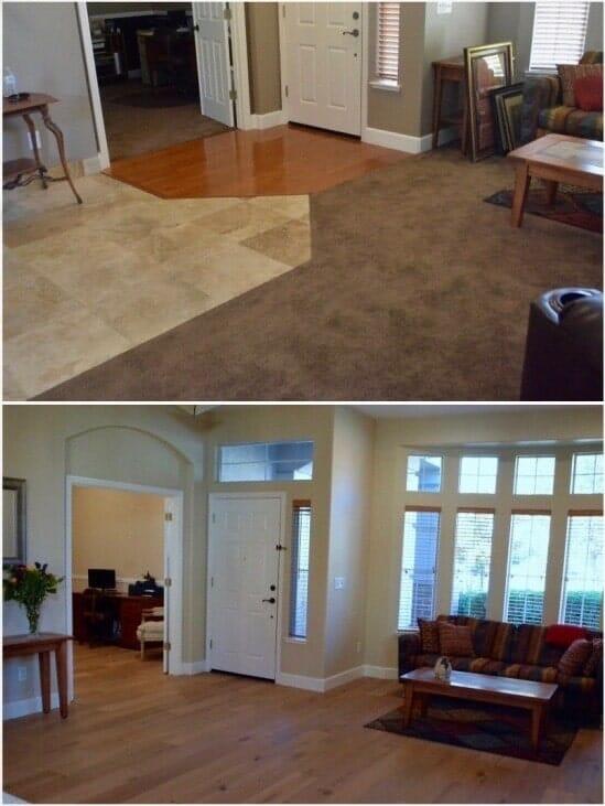 Custom remodeled floors and room in Folsom & Grani (12)