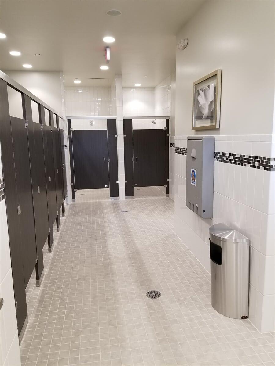 Tile Flooring & Bathroom redesign