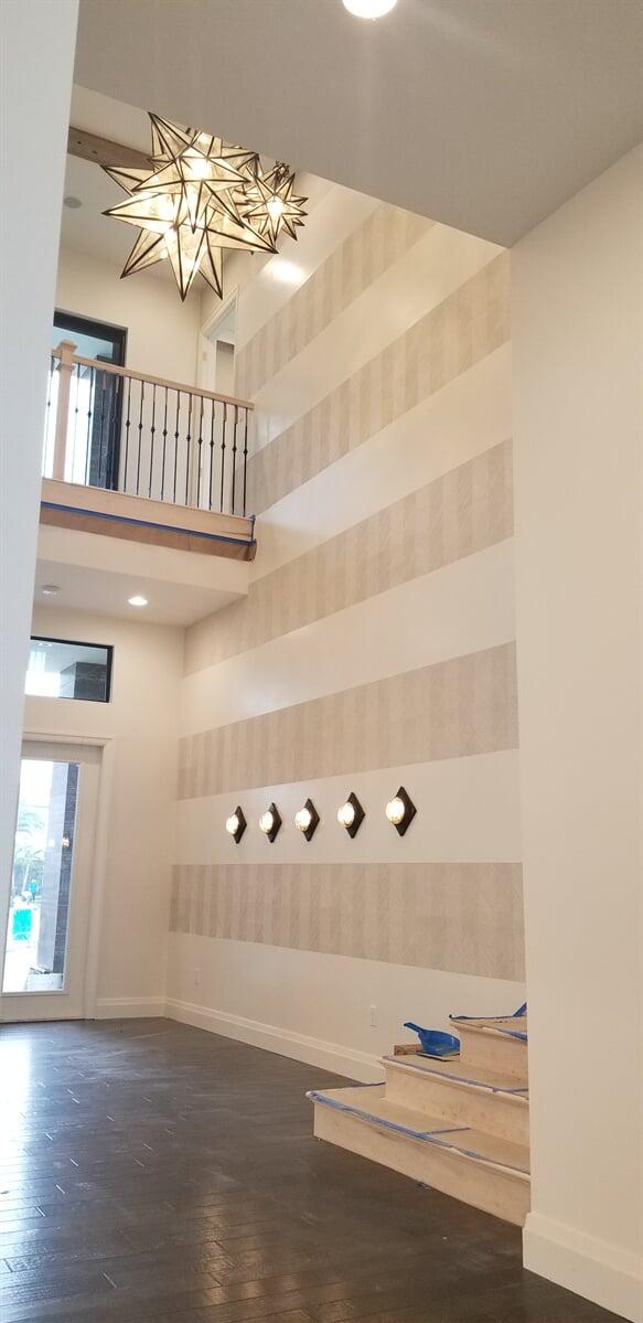 New Hardwood Floors from Jason's Carpet & Tile