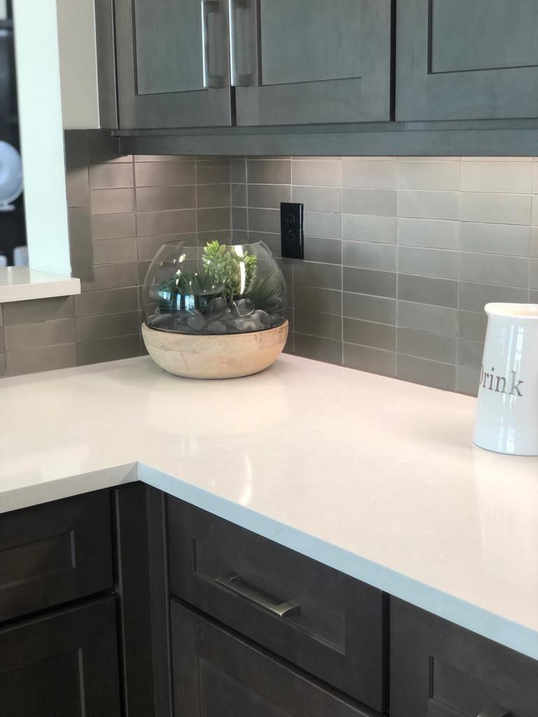 Kitchen tile and back splashes