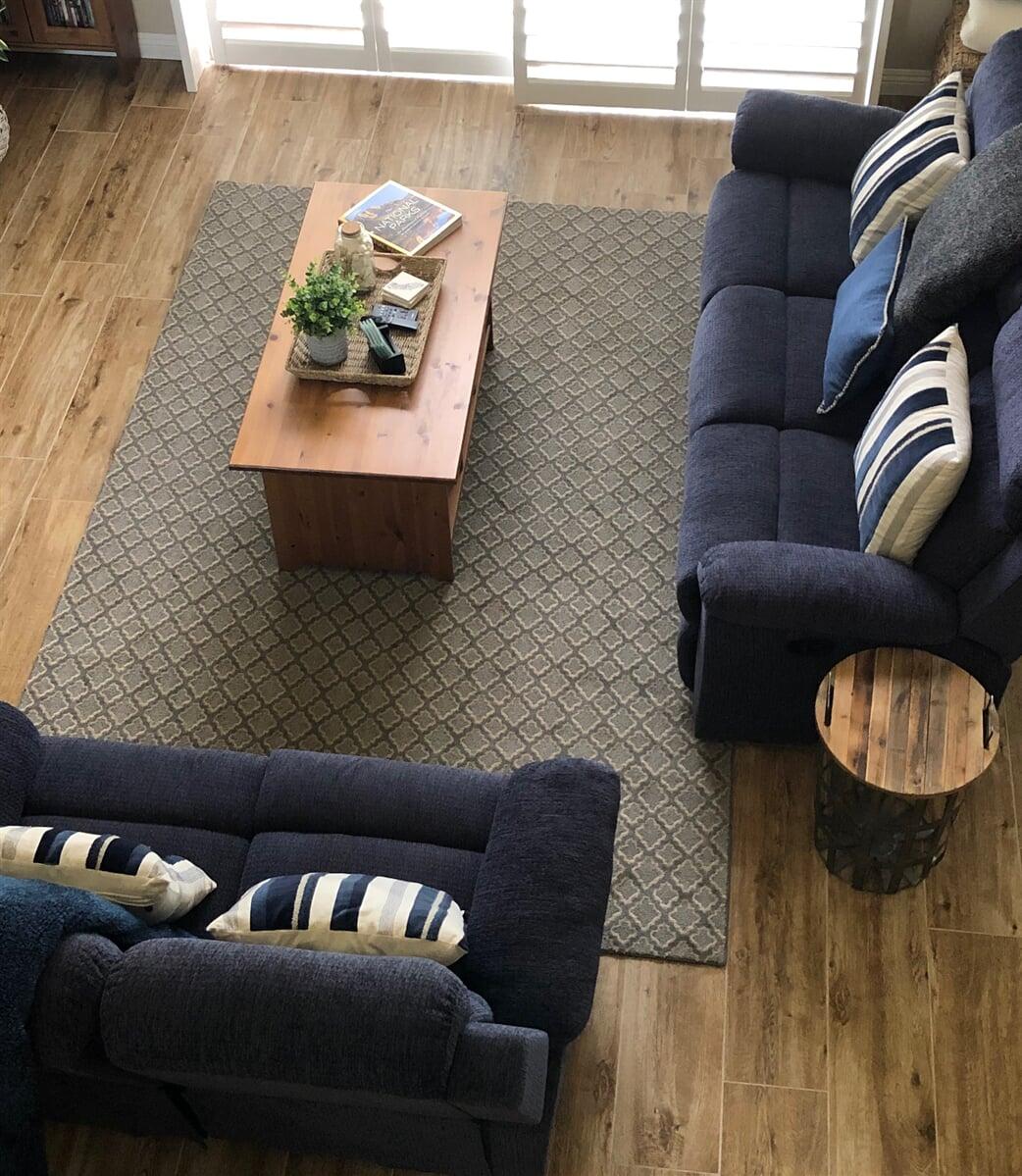 Area rugs from Boulevard Flooring Emporium