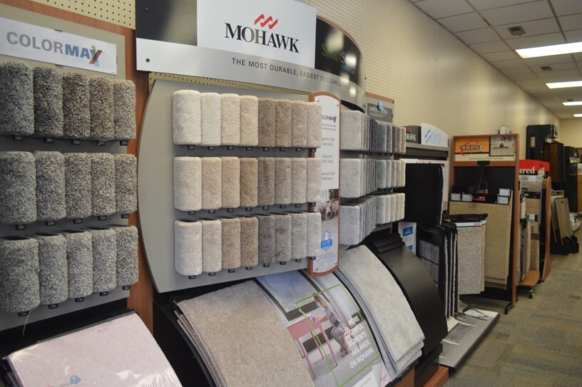 Mohawk carpet in North Myrtle Beach, SC from W.F. Cox Company