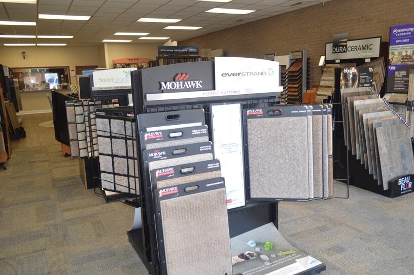 Mohawk premium carpet brands in Shallotte, NC from W.F. Cox Company