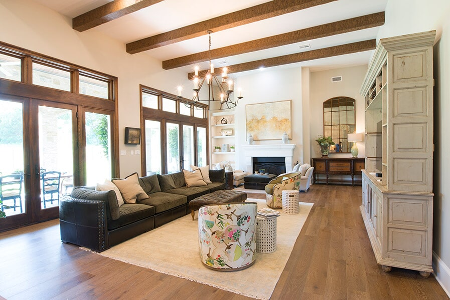 Hardwood flooring & Area rugs in Belton, TX by Surface Source Design Center