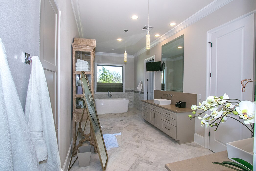 Bathroom remodeling near Belton, TX by Surface Source Design Center