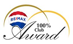 100% Club Award