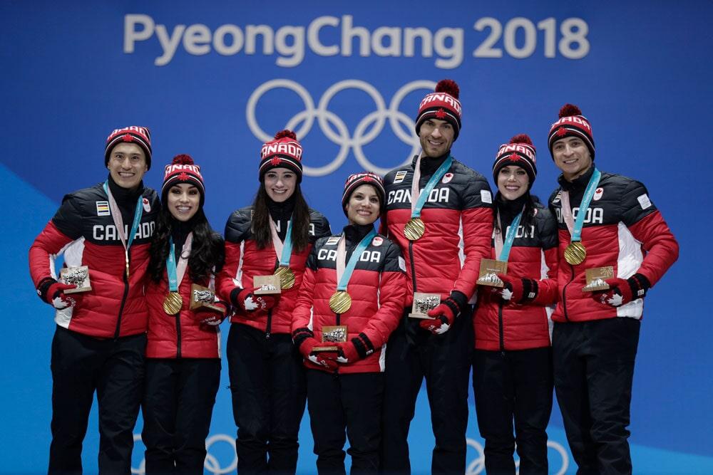 Skata Canada Gold Win 2018