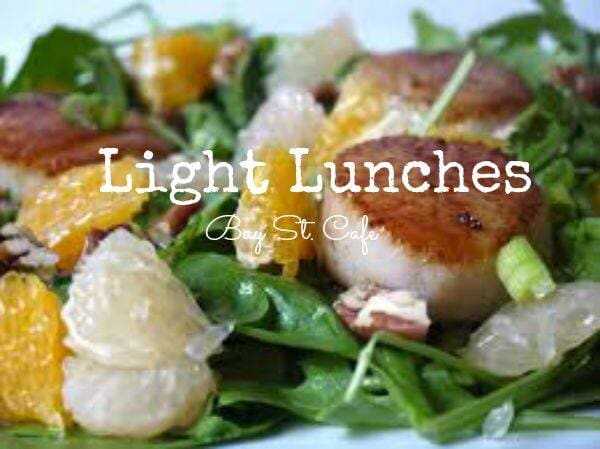 light lunches
