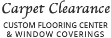 Carpet Clearance Custom Flooring Center & Window Coverings