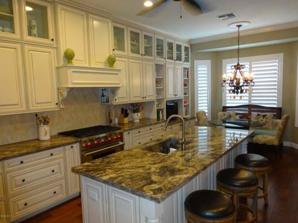 Brand new countertops in Scottsdale, AZ from The Floor Store