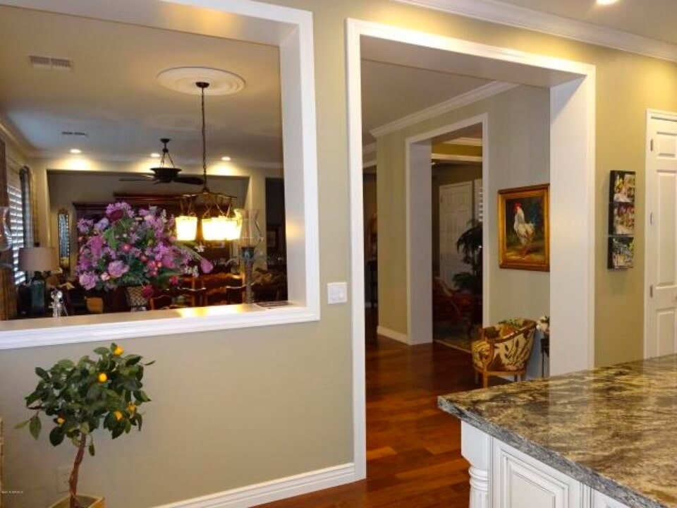 Custom trim and molding in Phoenix, AZ from The Floor Store
