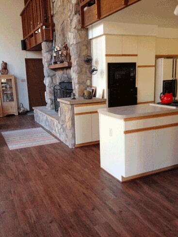 Natural hardwood flooring in Phoenix, AZ from The Floor Store