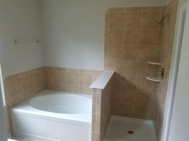Bathroom remodeling from Cape Fear Flooring & Restoration