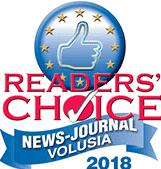 Reader's Choice News-Journal Volusia 2018