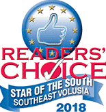 Readers' Choice Star of the South Southeast Volusia 2018