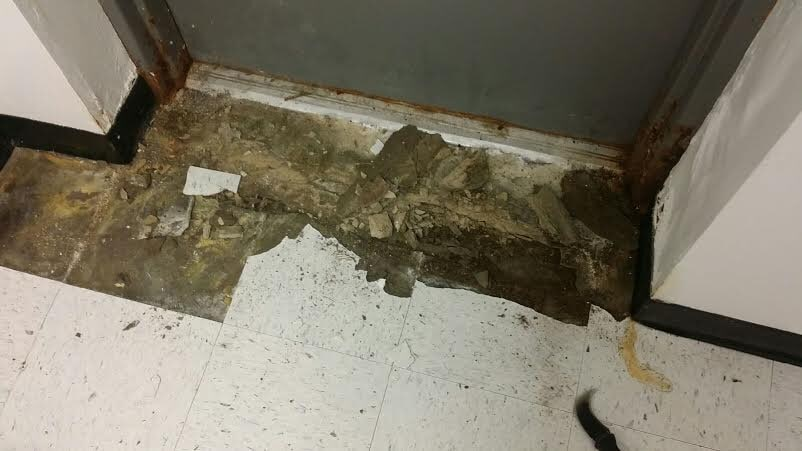 Flooring renovation from Roman Floors & Remodeling in Farmington, MI