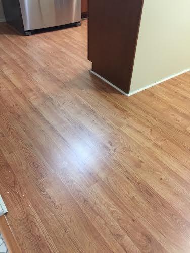 Flooring renovation from Roman Floors & Remodeling in Redford, MI