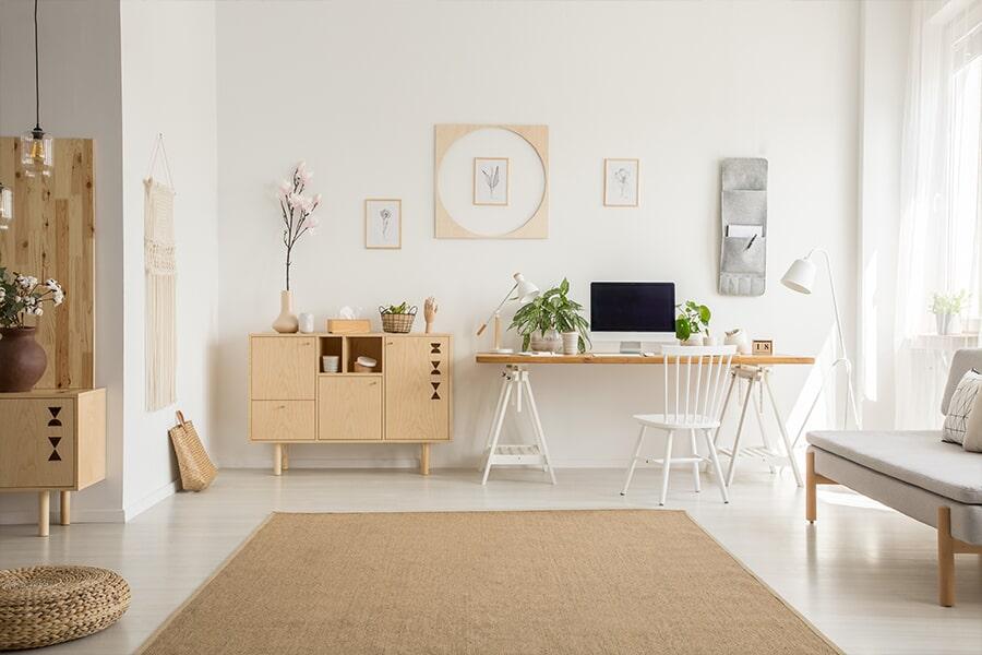 Indoor/outdoor area rugs in Los Altos, CA from Carpeteria