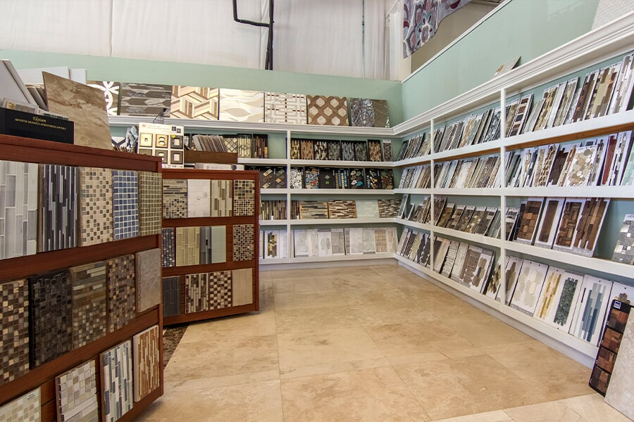 Flooring showroom near Conway, SC | Young Interiors Flooring Center