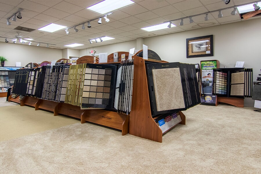 Visit our showroom in the Myrtle Beach area | Young Interiors Flooring Center