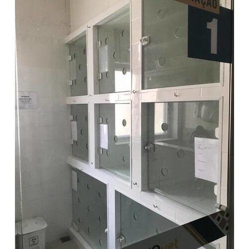 Veterinária Grand-Vet 24 Horas - Sala de Internação