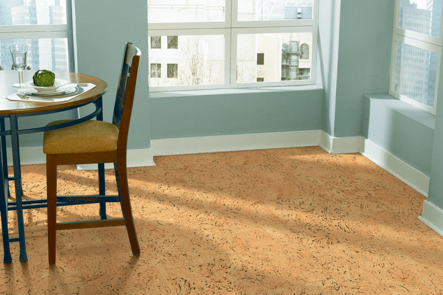 The Red Wing, MN area's best cork flooring store is Malmquist Home Furnishings